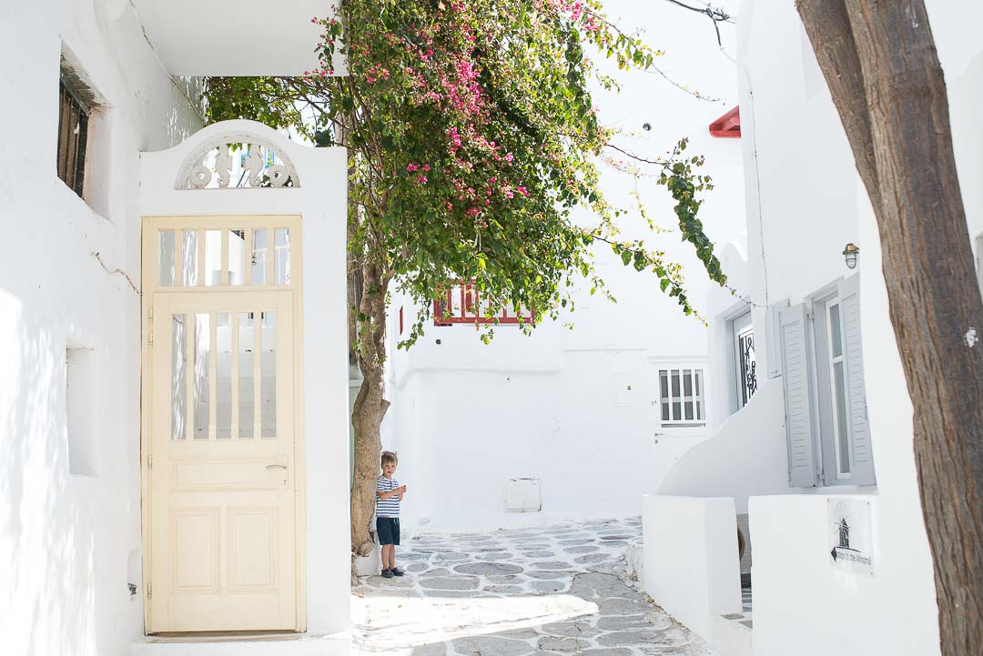 Mykonos Thomson Cruises
