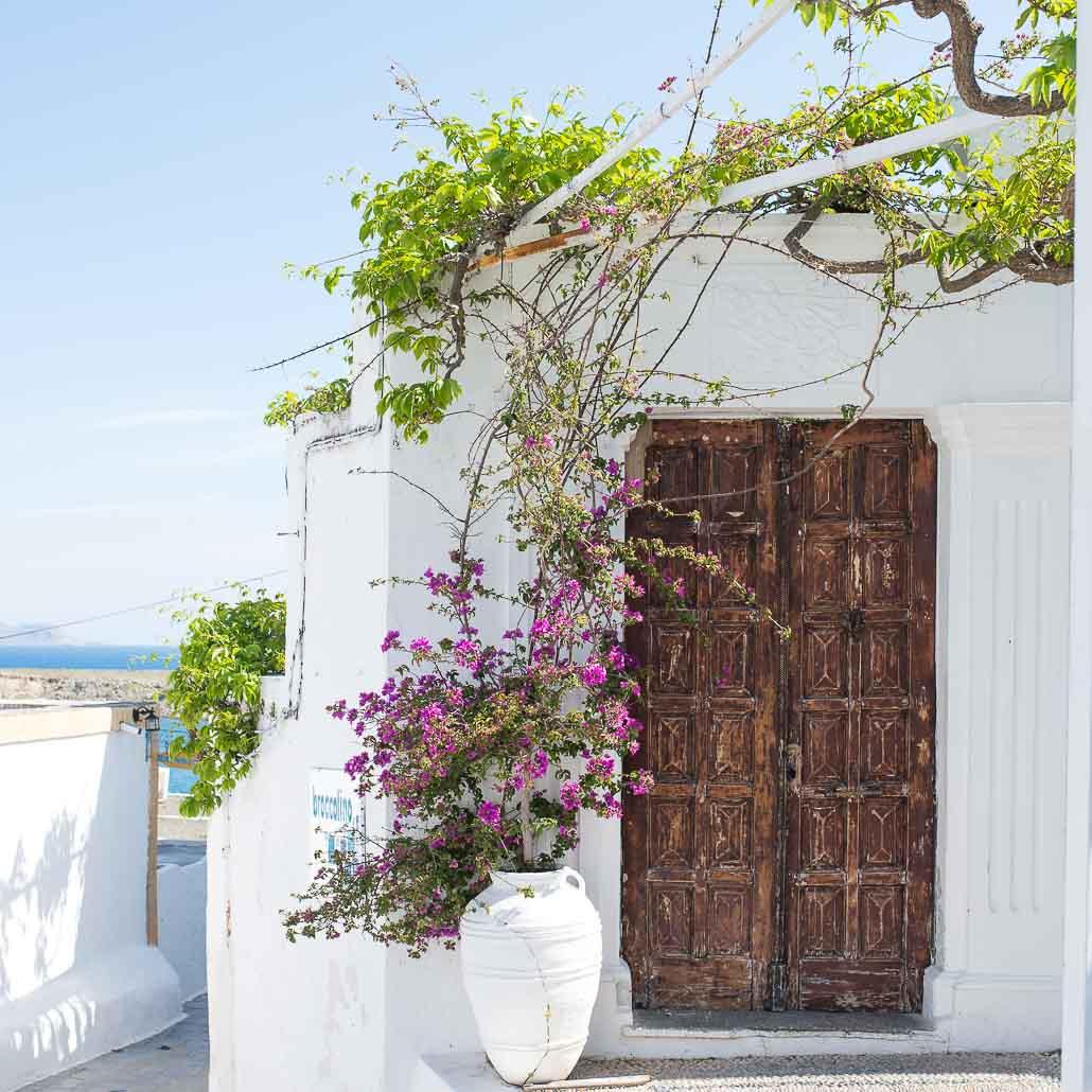 Lindos Rhodes Aegean Cruise