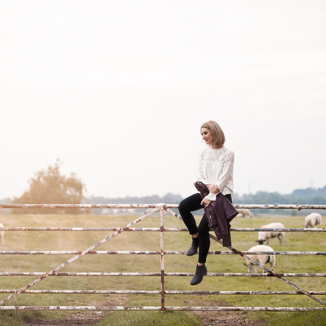 marks and spencer autumn winter boots evening look