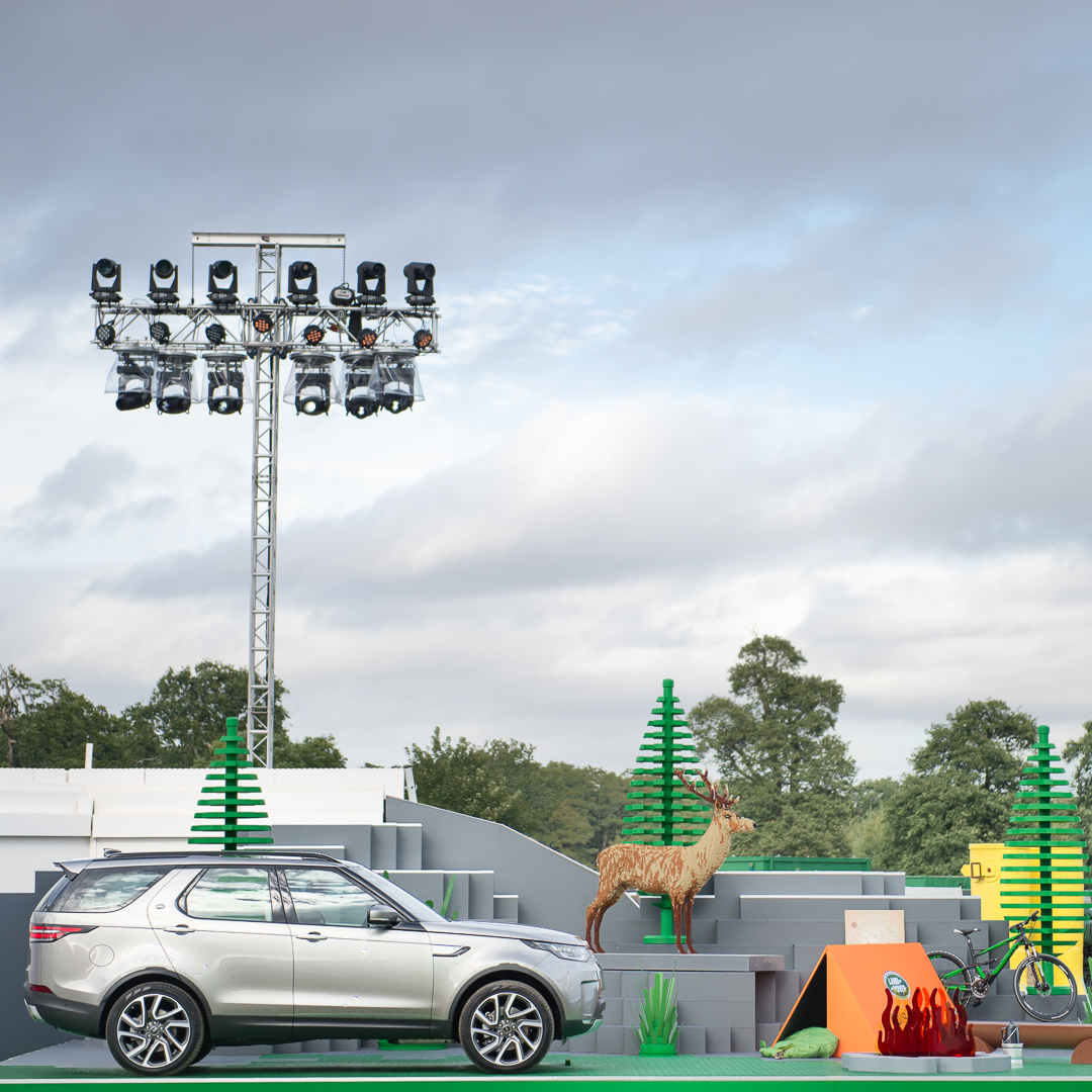 Land Rover discovery launch