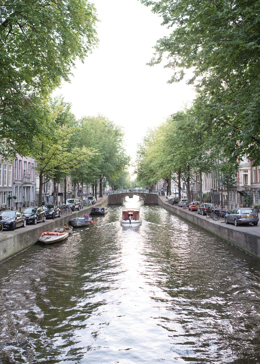 September in Amsterdam