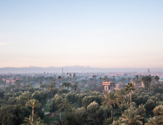 Marrakesh, Morocco, Club Med resort