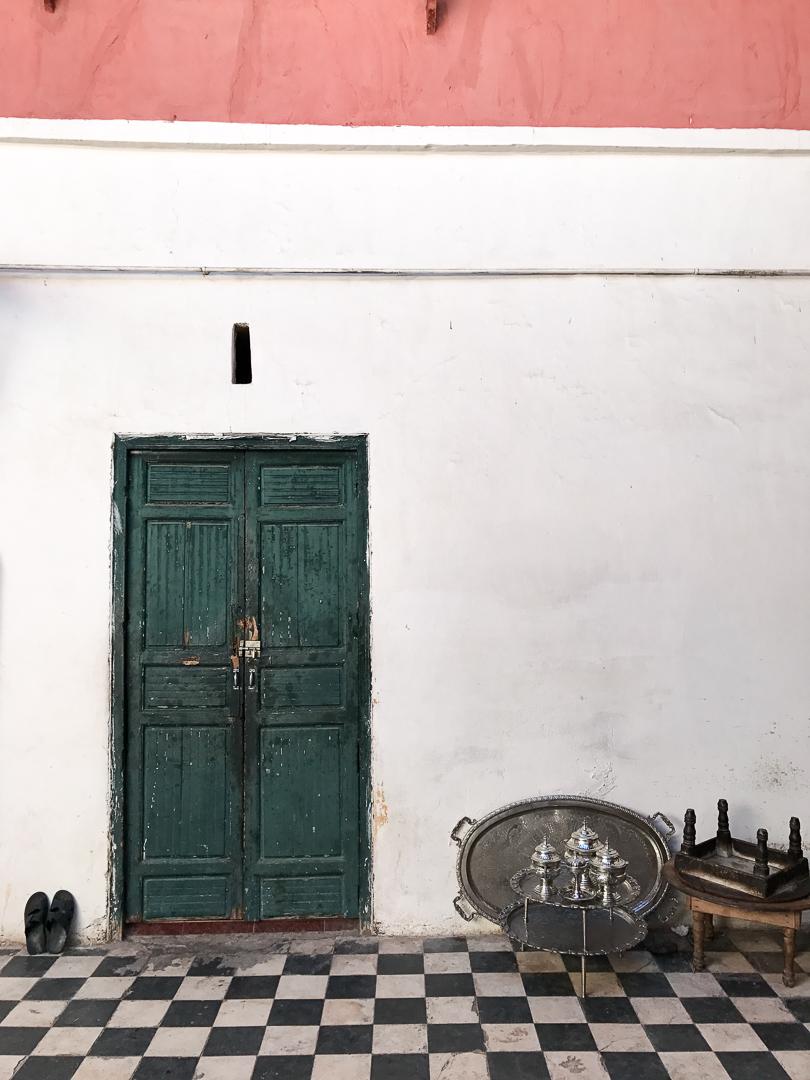 Riad, Marrakesh