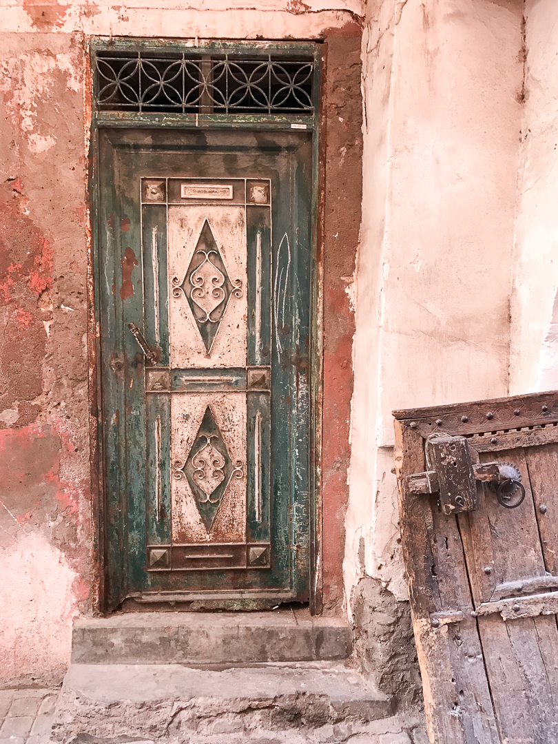 Doors of Marrakesh