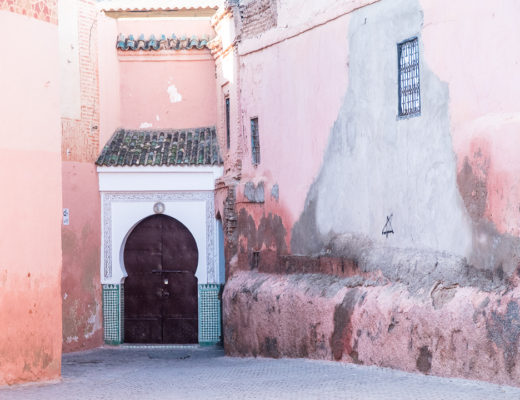 old medina, Marrakesh