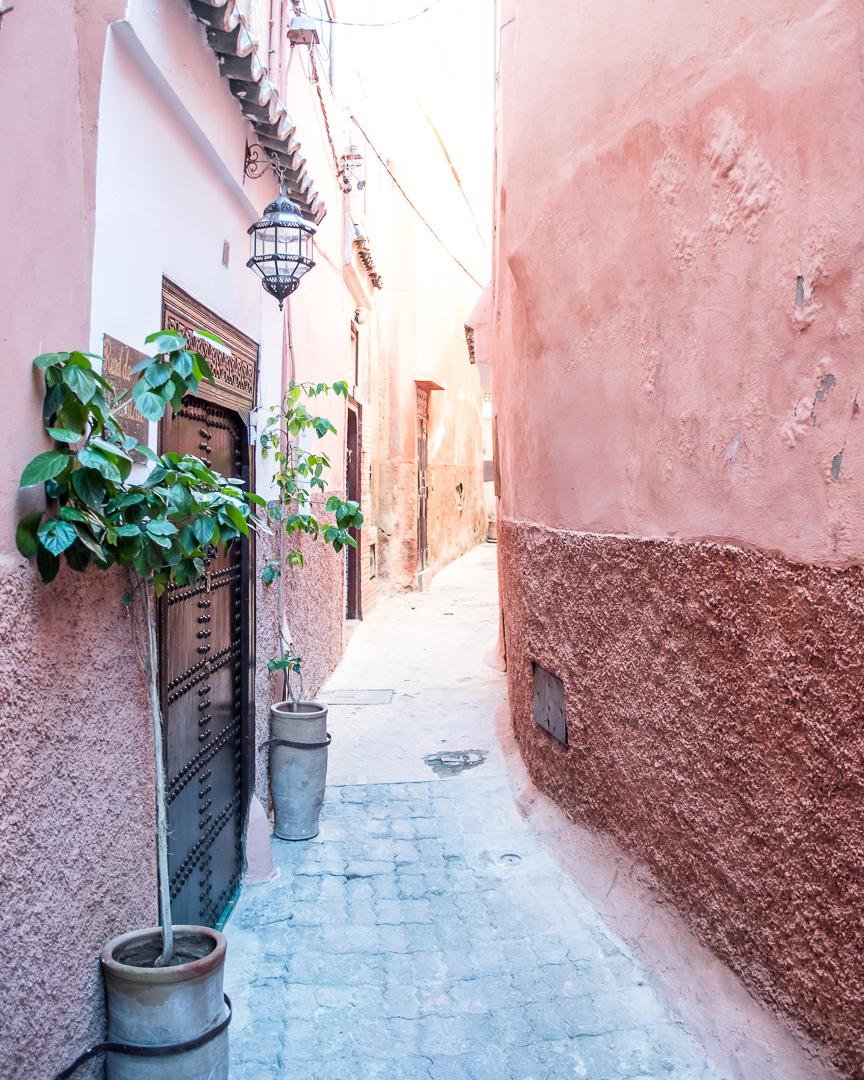 old medina, Marrakesh