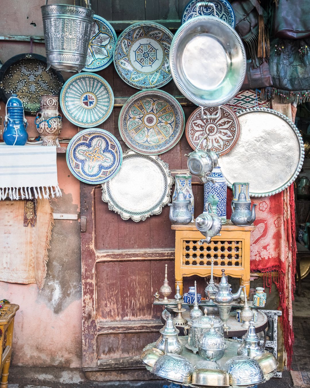 the souk, Marrakesh