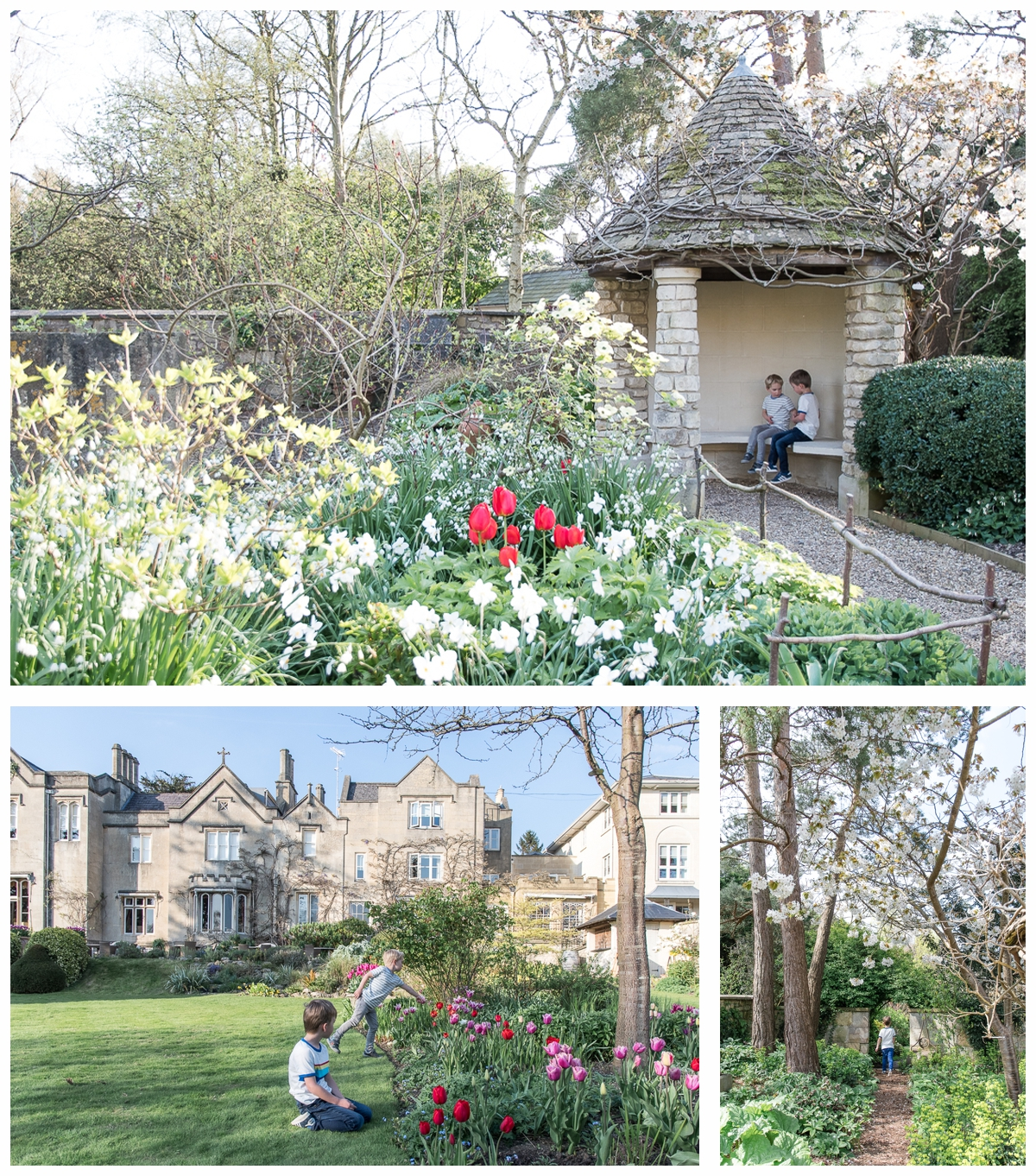 Brownsword Hotels Bath Priory, stunning gardens