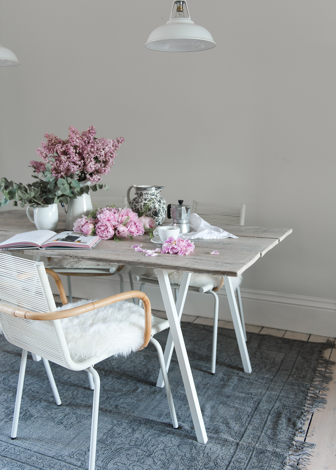 how to make your own reclaimed dining table