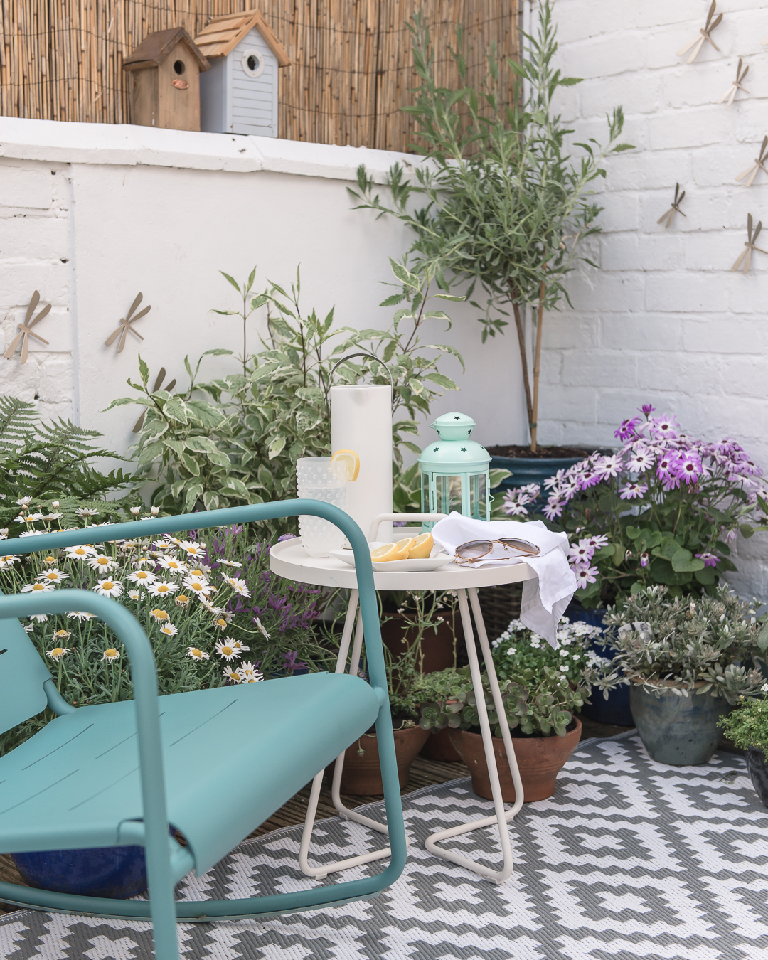 5 simple ways to refresh your outside space with cane-line furniture
