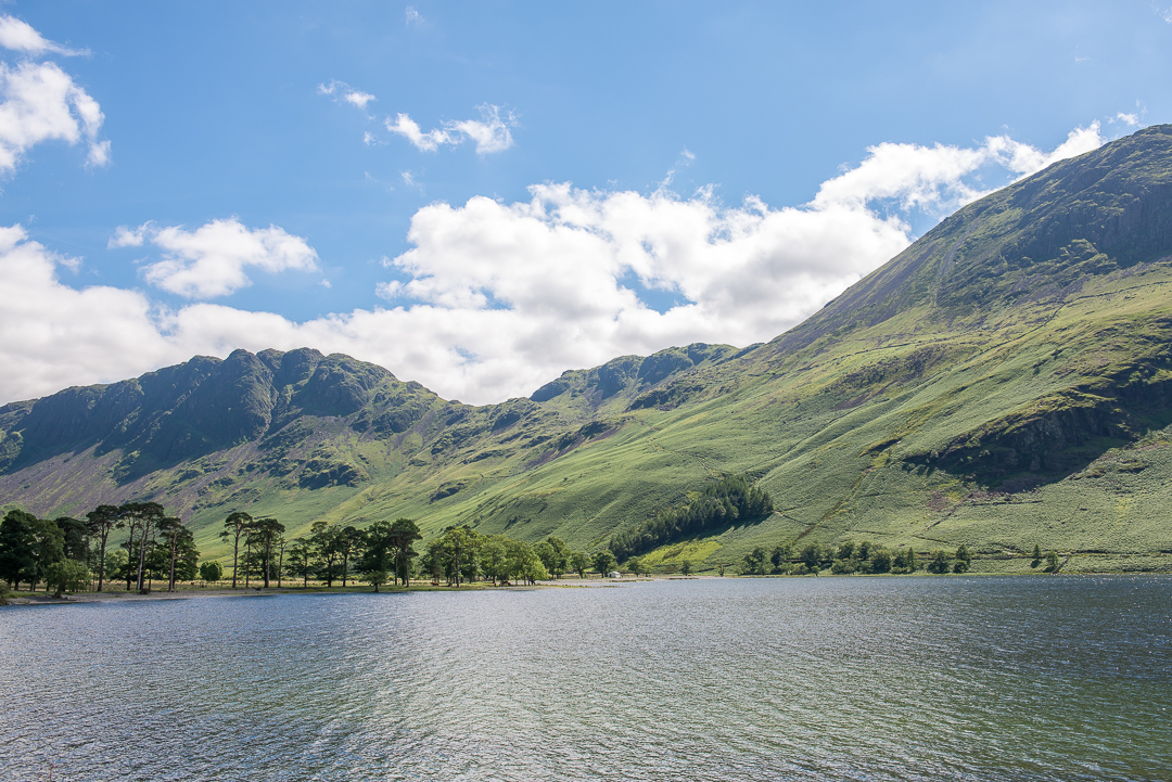 Buttermere, Lake District landscape photography with Nikon meet ups