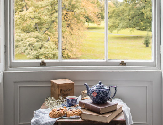 Taytlors of Harrogate, Yorkshire tea at Rudding Park hotel