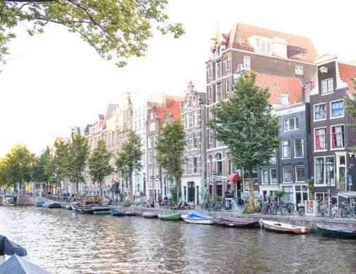 Amsterdam september 2016