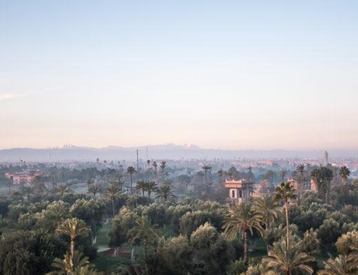 Marrakesh, Morocco, Club Med resort