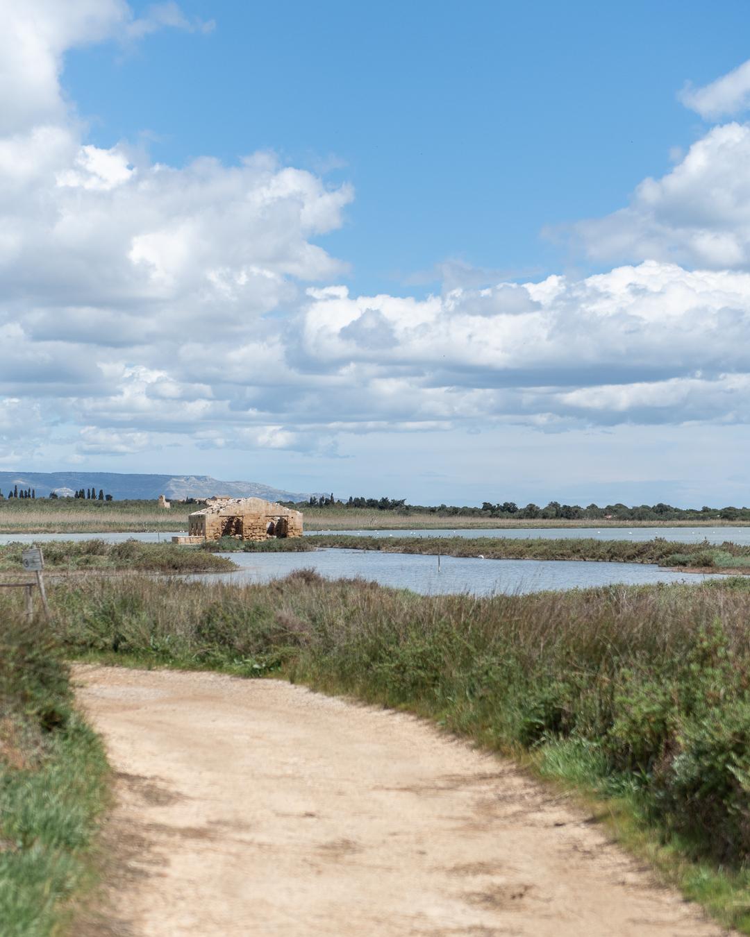 the Vendicari Nature Reserve