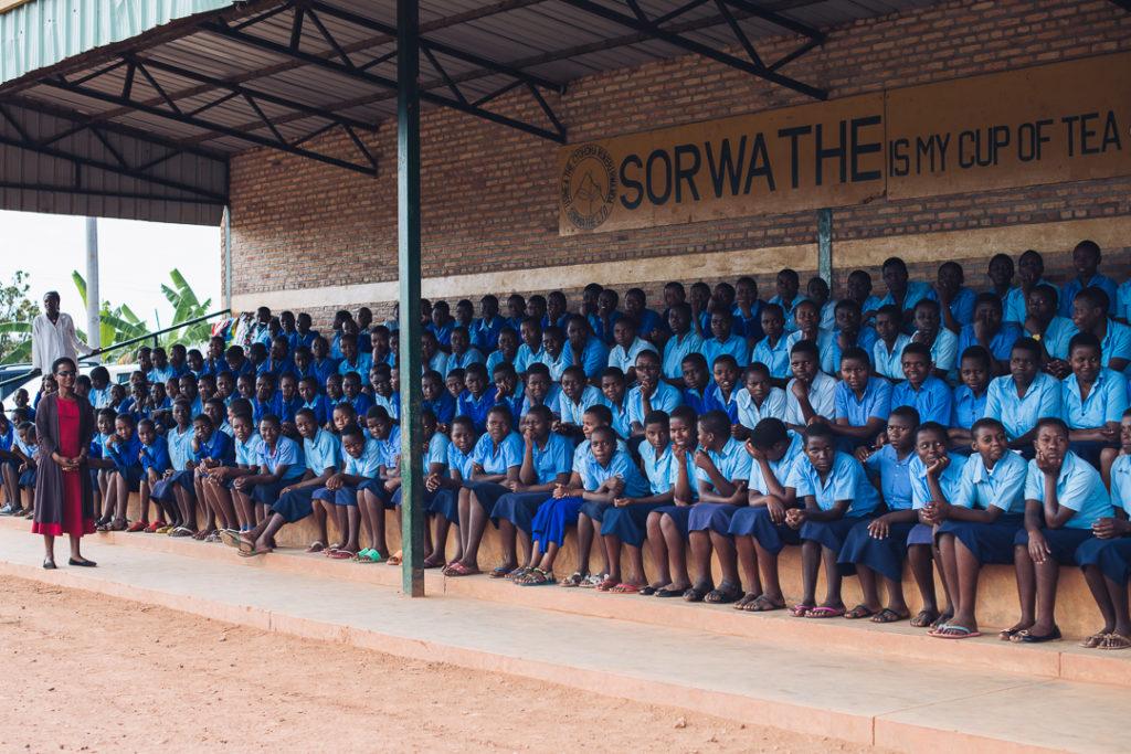 sorwathe tea estate school
